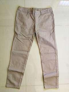 Giordano beige pants