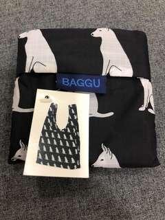 Baggu dog designed reusable bag