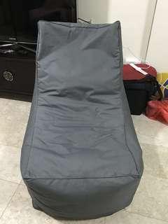 Preloved waterproof fabric lazy sofa beanbag
