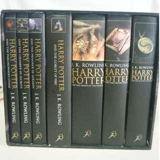 Harry Potter Complete Set (Book 1 to 7)
