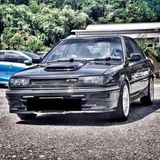 Toyota Se - AE92