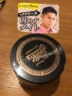 Yanagiya hair grease (extra hard) 柳屋潤髪型膠