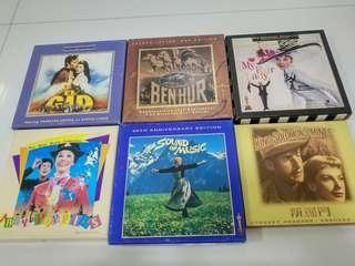 Movie Classics VCDs