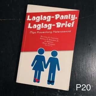 Laglag-Panty, Laglag-Brief: Mga Kwentong Heterosexual