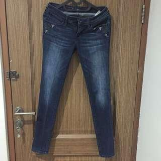 Long jeans by levis