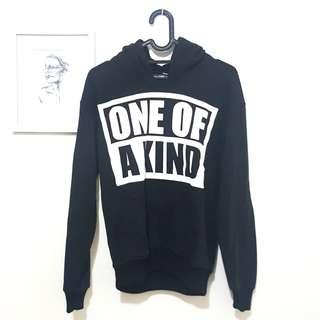 (PRELOVED) ONE OF A KIND HOODIE High Quality in Black (GDragon's)