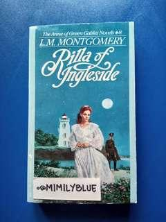 Rilla of Ingleside by LM Montgomery