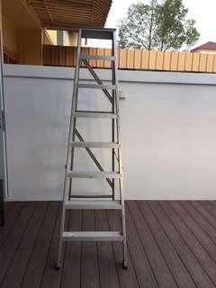 8 step ladder 2.4m height