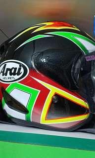 Arai Helmet Azlan Shah
