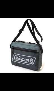 全新日本雜誌 Coleman 斜咩袋