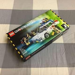 Lego 21108 Ghostbuster Ecto-1
