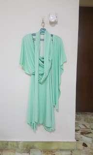 Pre-loved plus size dress