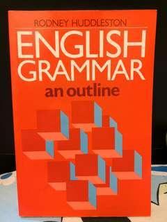 English Grammar - an outline