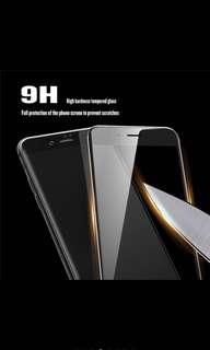 9H FULL Screen Tempered Glass Protector