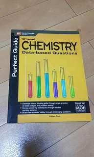 O level chemistry data-based questions