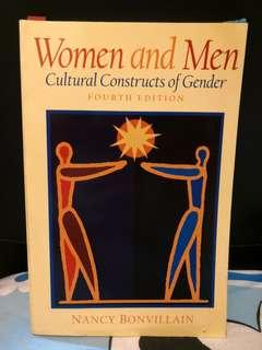 Women and Men - Cultural Constructs of Gender
