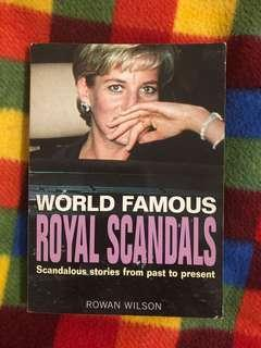 World Famous Royal Scandals