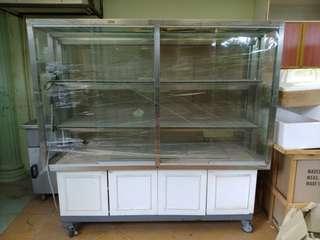 Bakery Cake Bread Stall Rack