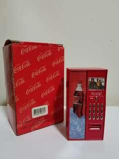 可口可樂陳列鐵盒