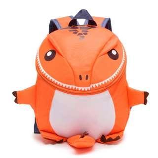🚚 Kid dinosaur Backpack - Orange