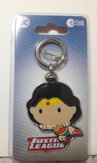 Wonderwoman ezlink charm