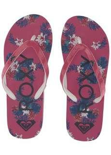 Roxy Kids' Rg Pebbles Flip Flop Sandal (Size: 3 US Little Kid)