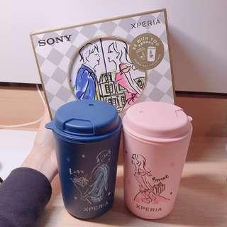 Coffee mug (two mugs)Limited edition *NEW 咖啡杯