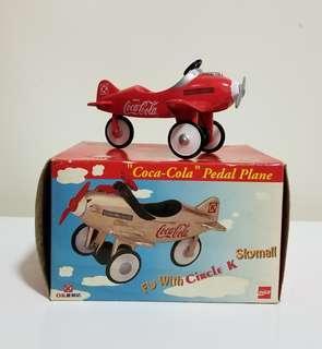 可口可樂 x OK 超合金模型飛機 (紅色)