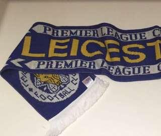 Leicester City Fc Football Scarf New