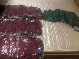 $15 each champion backpack