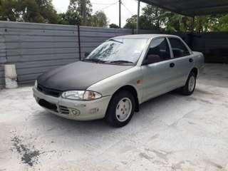 Proton Wira 1.5 (M) with Leather Seat 1997