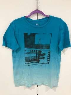 PS by Aeropostale ombre T-shirt size 14