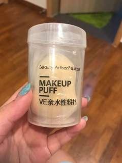Make up puff beauty blender Bnib