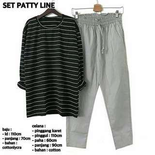 SET PATTY LINE