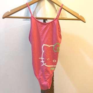 Zara Hello Kitty Swimsuit size 8-9