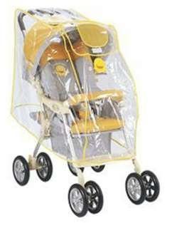 黃色小鴨-嬰兒手推車專用車套