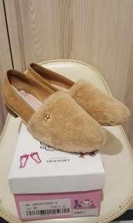 🚚 MARIE x GRACE GIFT毛毛鞋