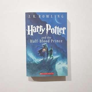 Harry Potter and the Half Blood Prince (versi Inggris)