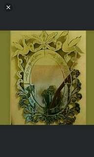 Venetian Mirror.