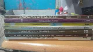 Books u might needed