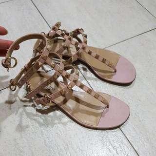 Valentino 3straps sandal