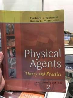 Physical Agents Theory and Practice 2nd Ed - Behrens and Michlovitz