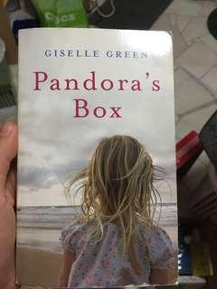 🚚 Pandora's box By Giselle Green
