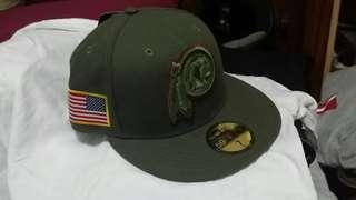 🚚 New Era NFL Cap Redskin Salute to nation edt
