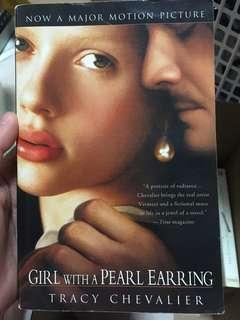 🚚 Girl with pearl earing
