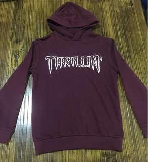 THRILLIN Hooded Top