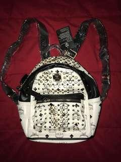 BRAND NEW MCM BACKPACK