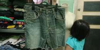 Celana pendek santai second AQ5029