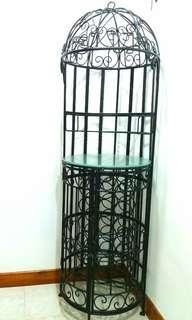 Bird Cage Mini Bar