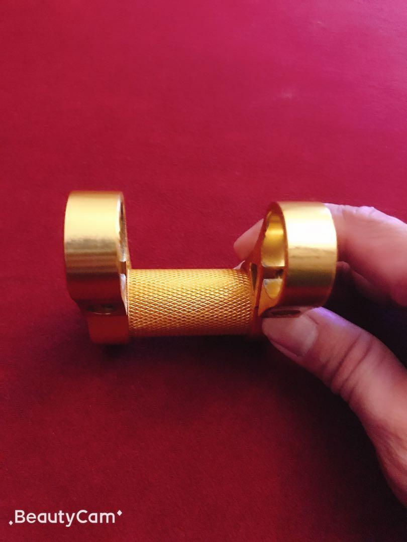25.4mm handlebar extender
